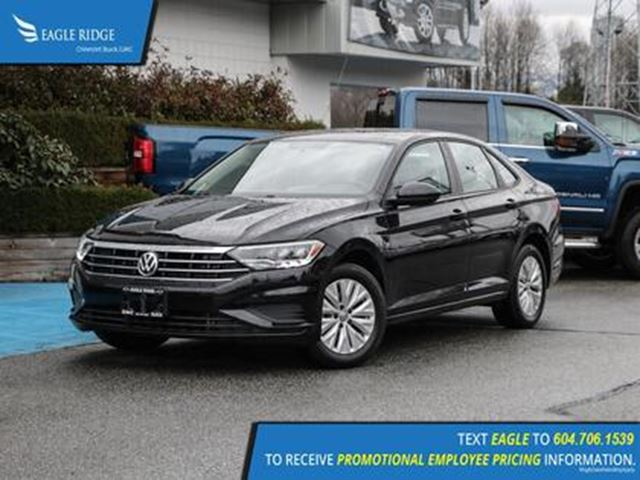 2019 VOLKSWAGEN JETTA 1.4 TSI Comfortline Heated Seats & Backup Camera in Coquitlam, British Columbia