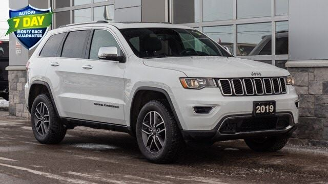 2019 Jeep Grand Cherokee Limited in