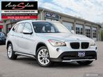 2012 BMW X1 xDrive28i AWD ONLY 168K! **TECHNOLOGY PKG** CLEAN CARPROOF in Scarborough, Ontario