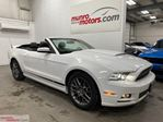 2014 Ford Mustang 2dr Conv V6 Premium Club of America HID headlight in St George Brant, Ontario