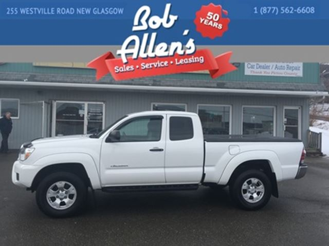 2015 Toyota Tacoma 4x4 in