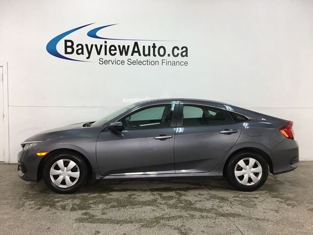 2018 Honda Civic LX - AUTO! PWR GROUP! ONLY 10,000KMS! in
