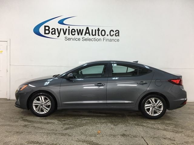 2020 Hyundai Elantra Preferred w/Sun & Safety Package - AUTO! SUNROOF! HTD SEATS! + MUCH MORE! in