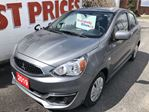 2019 Mitsubishi Mirage ES Amazing Fuel Economy!  Very Low Payments Available! in Oshawa, Ontario