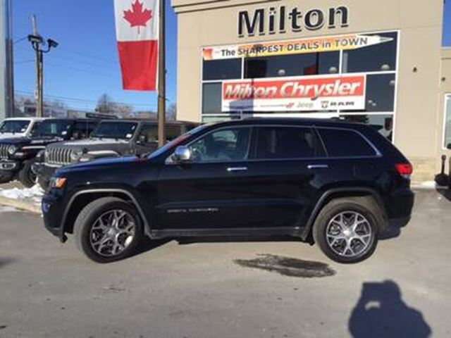 2019 Jeep Grand Cherokee Limited 4x4 in