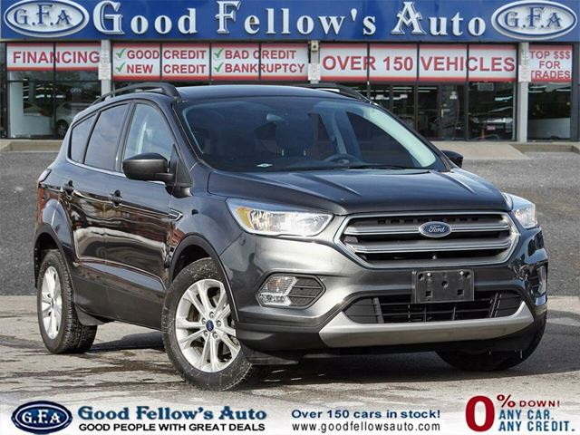 2017 Ford Escape SE MODEL, 1.5L ECO, REARVIEW CAMERA, HEATED SEATS in