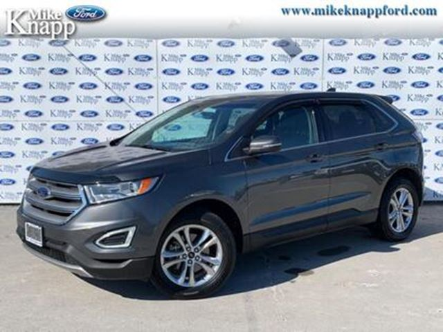 2016 Ford Edge 4dr SEL FWD in