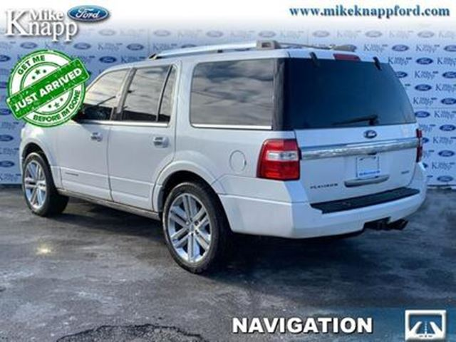 2016 Ford Expedition 4WD 4dr Platinum in