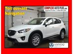 2016 Mazda CX-5 GS AWD 4x4 2016.5 *Navi/GPS,Toit,Mags in Saint-Jerome, Quebec