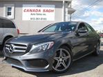 2015 Mercedes-Benz C-Class C 300, NAVI, AWD, HEATED SEATS, 12 M WRTY+SAFETY in Ottawa, Ontario