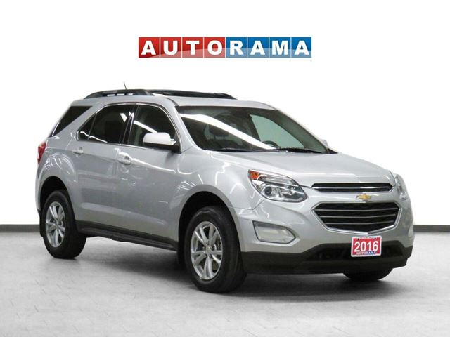 2016 Chevrolet Equinox LT AWD Backup Cam Heated Seats in