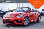 2018 Volkswagen New Beetle  Trendline Pwr Top Bluetooth Heated Front Seats Pwr Windows Apple Carplay in Bolton, Ontario