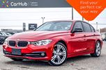 2017 BMW 3 Series 330i xDrive Navi Sunroof Bluetooth Backup Cam Heated Front Seats Push Start 18Alloy in Bolton, Ontario