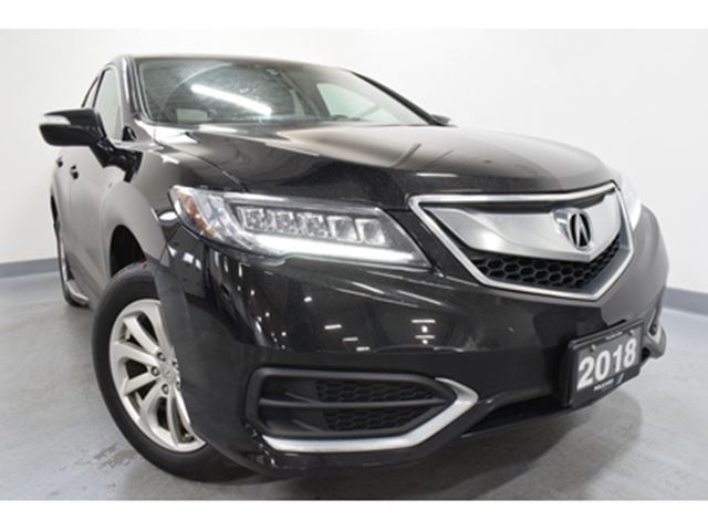 2018 ACURA RDX Tech at in Brampton, Ontario