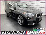 2016 BMW X1 M-PKG+GPS+Camera+Pano Roof+Lane Assist+xDrive+XM+ in London, Ontario