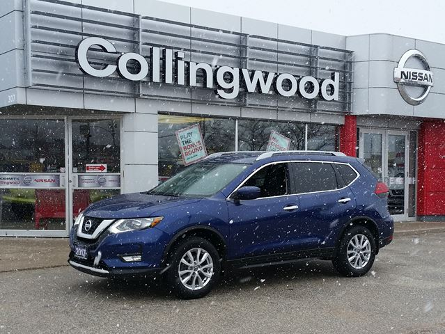2017 NISSAN Rogue SV AWD *1 OWNER* in Collingwood, Ontario