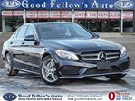 2017 Mercedes-Benz C-Class C300 4MATIC, PAN ROOF, LEATHER SEATS, BLIND SPOT , NAVI in North York, Ontario