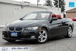 2007 BMW 3 Series 328i|Hard Top Convertible|Red Leather|Alloys in Toronto, Ontario