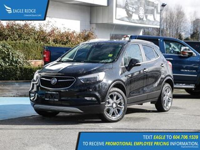 2019 BUICK ENCORE Essence Apple CarPlay & Android Auto, Backup Camer in Coquitlam, British Columbia