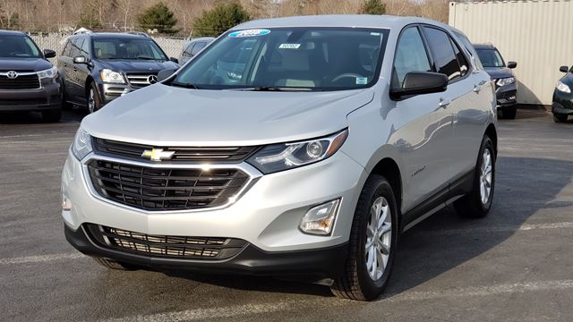 2018 CHEVROLET EQUINOX LS REMOTE START / AWD / BACK UP CAMERA / BLUETOOTH / CRUISE / GREAT VALUE in Lower Sackville, Nova Scotia