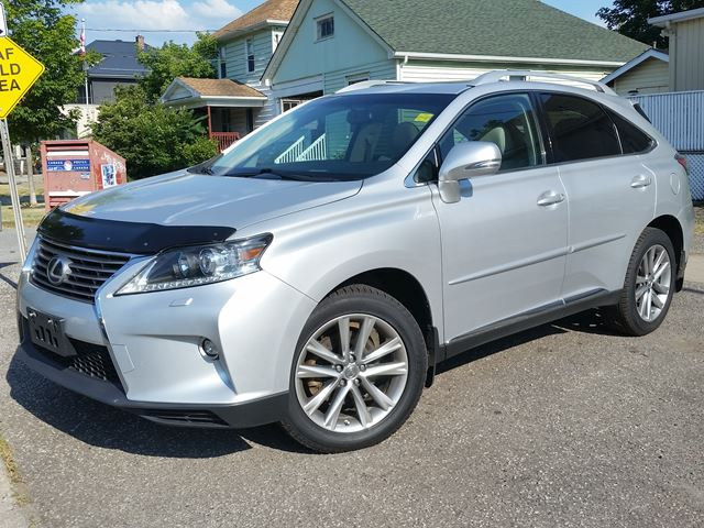 2015 LEXUS RX 350 V6 AWD Sport Design Clean Carfax  in St Catharines, Ontario