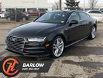 2016 Audi A7 4dr HB quattro 3.0T Progressiv / Leather in Calgary, Alberta