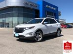 2018 Chevrolet Equinox AWD PREMIER 2.0L ROOF NAV POWER LIFTGATE 19WHEELS in Orillia, Ontario