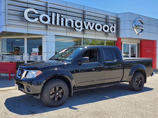 2017 NISSAN Frontier SV *LOCAL TRADE* in Collingwood, Ontario