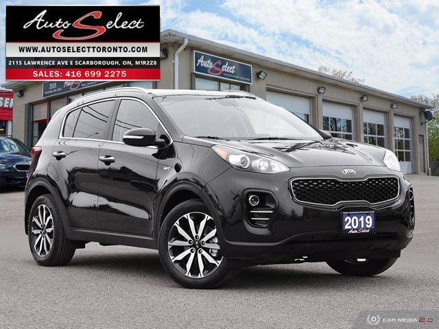 2019 KIA SPORTAGE EX AWD ONLY 49K! **BACK-UP CAMERA** CLEAN CARPROOF in Scarborough, Ontario