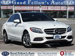 2016 Mercedes-Benz C-Class C300 4MATIC, LEATHER & HEATED & POWER SEATS, PANROOF in North York, Ontario