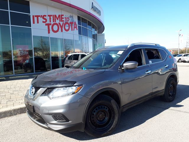 2016 Nissan Rogue           in