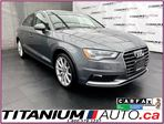 2016 Audi A3 Progressiv+Camera+Front & Rear Parking Aid+Pano Ro in London, Ontario