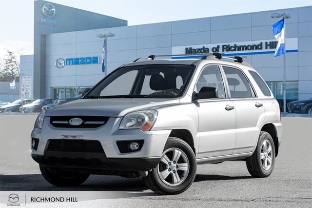 2010 KIA SPORTAGE LX Power Group Air Conditioning in Richmond Hill, Ontario