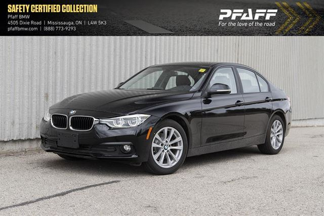 2017 BMW 3 SERIES 320 in Mississauga, Ontario
