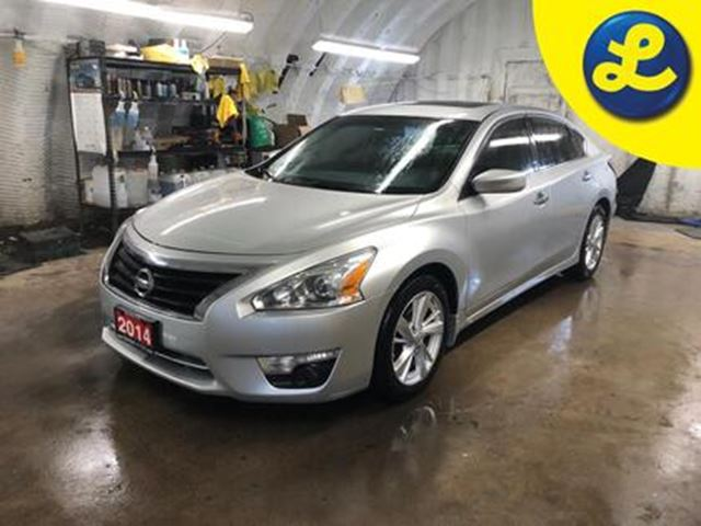 2014 NISSAN ALTIMA SV * Sunroof * Remote start * Back up camera * Hea in Cambridge, Ontario