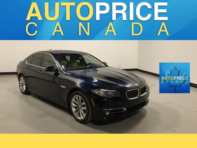 2016 BMW 5 Series 528 in Mississauga, Ontario