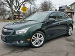 2014 Chevrolet Cruze 2LT RS **ALL LEATHER**MY LINK**SXM RADIO**REAR CAM**PUSH BUTTON START** in St Catharines, Ontario