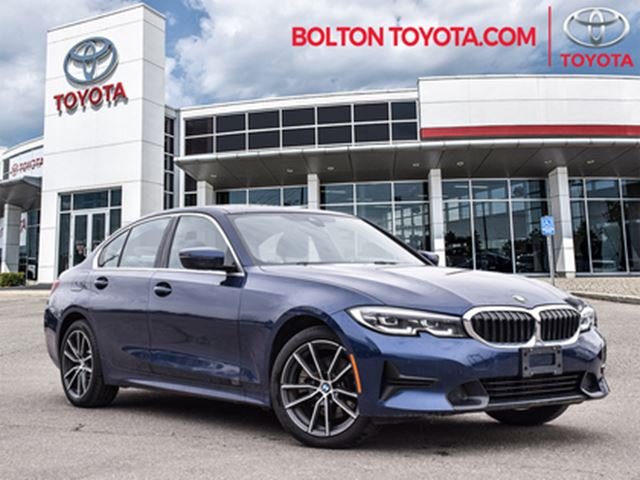 2020 BMW 3 SERIES 330i xDrive in Bolton, Ontario