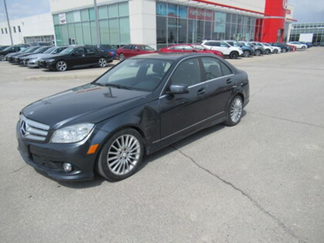 2010 MERCEDES-BENZ C-CLASS 4dr Sdn C250 4MATIC   GREAT VALUE in Brampton, Ontario
