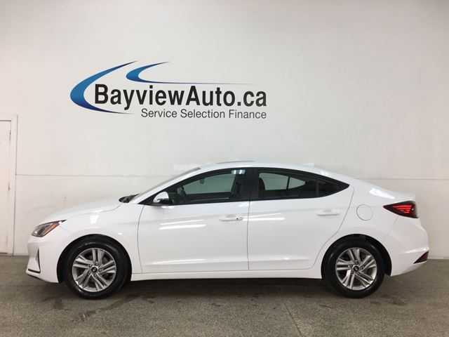2020 Hyundai Elantra Preferred w/Sun & Safety Package - AUTO! HTD SEATS! SUNROOF! REVERSE CAM! + MORE! in