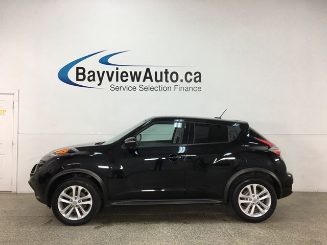 2015 Nissan Juke SL - AWD! HTD LEATHER! NAV! SUNROOF! + MORE! in