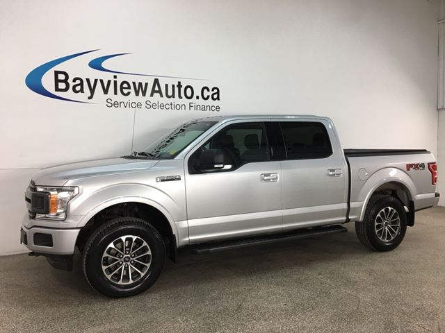 2018 Ford F-150 XLT - 4X4! NAV! SYNC! FULL PWR GROUP! + MUCH MORE! in