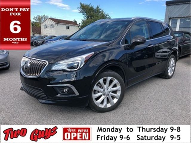 2016 Buick Envision