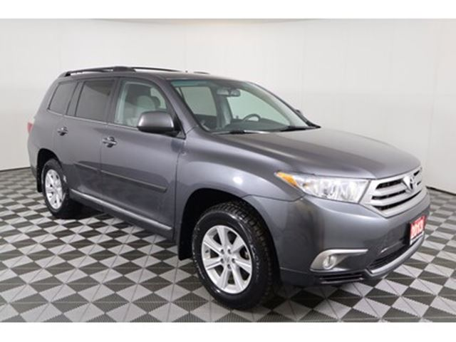 2013 Toyota Highlander Trim in