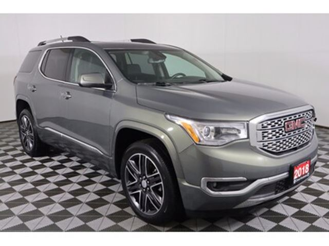 2018 GMC Acadia Denali in