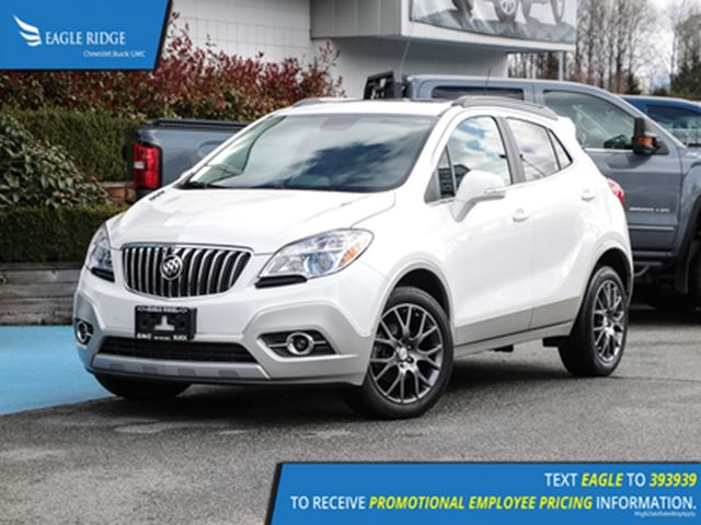 2016 Buick Encore Sport Touring in