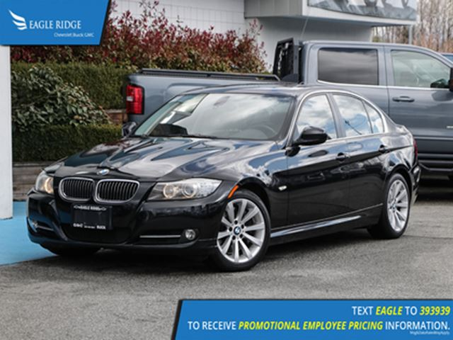 2009 BMW 3 SERIES i Leather, Heated Seats in Coquitlam, British Columbia