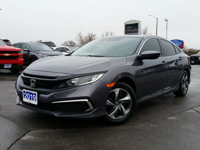 2019 Honda Civic LX in