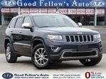 2016 Jeep Grand Cherokee LIMITED MODEL, SUNROOF, LEATHER SEATS, POWER SEATS in North York, Ontario