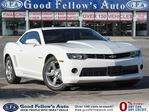 2014 Chevrolet Camaro 2LT COUPE, 3.6L 6CYL, NAVI, LEATHER SEATS in North York, Ontario